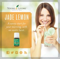 Jade Lemon contains high levels of d-limonene, which helps invigorate, uplift, and energize, as well as support clarity of thought and purpose. This oil supports skin health; helps open and release emotional blocks; and is useful to clean, detox, and purify. A 1995 Mie University study also found that citrus fragrances induce relaxation and invoke feelings of happiness.