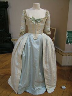 "From the movie ""The Duchess"". 18th Century gown."