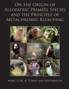 Steenbock Library | primates | metachromic bleaching