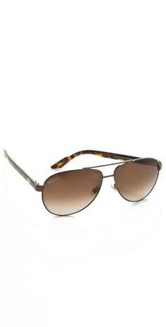 Gucci Aviator Sunglasses - just bought these yesterday!!! So in love ... What budget?!