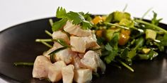 Kingfish ceviche