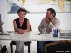 Séance de dédicaces du livre d'Anne Devailly et Serge Griggio
