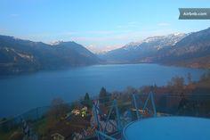 Wow! Thunersee - bei Interlaken in Krattigen - $136/night gorgeous views! Switzerland