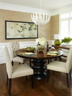 Dining Room - Stylish Condo Living on HGTV