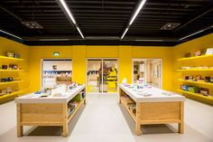 Themakamer geel: Plusprogramma & zelfstandig werken