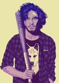Jon Snow 90s