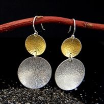 Picture of Orbiting Earrings