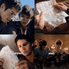The Maze Runner Memes and Pictures Newt Maze Runner, Maze Runner Quotes, Maze Runner Funny, Maze Runner Trilogy, Maze Runner Thomas, Maze Runner Movie, Maze Runner Series, James Dashner, Dylan O'brien