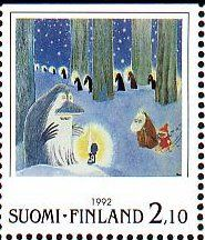 Literary Stamps: Jansson, Tove (1914 – 2001) Tove Jansson, Postage Stamp Art, Museum Exhibition, Christmas Images, Stamp Collecting, Fairy Tales, Art Pieces, Sketches, Illustration