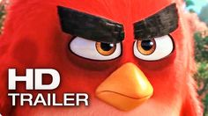"Offizieller ""The Angry Birds"" Film Trailer Deutsch German Untertitel 2016 