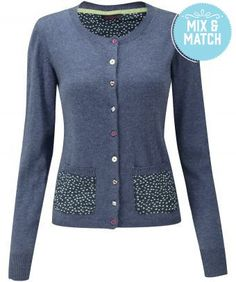 Stylish and unique women's cardigans, jumpers and knitwear. With vibrant prints, bold colours and flattering finishes - you're sure to find something you love from the new Joe Browns selection! Cute Cardigans, Sweaters, Clothes For Sale, Clothes For Women, Chunky Knit Jumper, Winter Sale, Keep Warm, Knitwear, Stylish