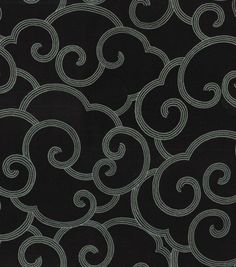 Love, love, love, love, love the stylized cloud design!!!!!!!!! (Wish they had an image that showed more of the pattern.)