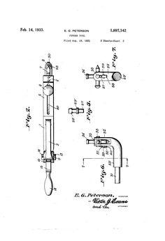 Patent US1897142 - Fender tool - Google Patents