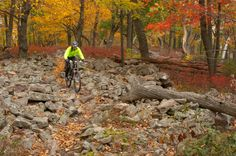 Raystown Lake, Pennsylvania ... and another 10 great bike vacations spots in the US