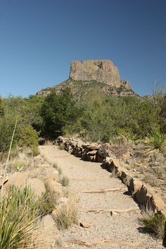 Cathedral Mountain, Big Bend National Park, Texas