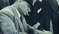 Atatürk'ün Dünyanın En Karizmatik Lideri Olduğunu Kanıtlayan 11 Fotoğraf-e6t1dzg0t4