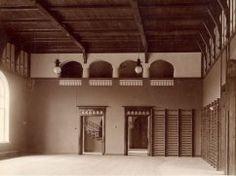 Wivi Lönn, Gimnasio de la Escuela para Niñas, Tampere 1899-1902