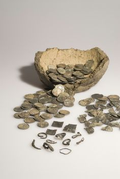 Schatzfund, slawisches Mittelalter, Stadt- und Regionalmuseum Perleberg #archaeology #museum