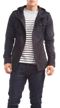 sick jacket, faceless model