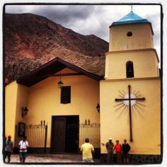 Iglesia de Iruya, Salta, Argentina