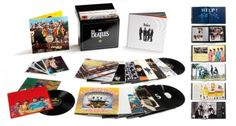 The Beatles - Stereo Vinyl Box Set http://www.popmarket.com/the-beatles-stereo-vinyl-box-set/details/27887283?cid=social-pinterest-m2social-product&current_country=US&ref=share&utm_campaign=m2social&utm_content=product&utm_medium=social&utm_source=pinterest $299.99