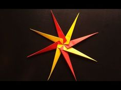 How to make an origami ninja star (Paolo Bascetta) - YouTube