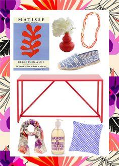 Matisse, Design Darling the Boutique, J.Crew, Soludos, Strut, Kate Spade, Savon de Marseilles, Roberta Roller Rabbit