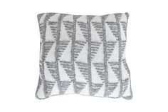 Add a unique custom-made layer to your look with the TEJIDO x Capsule Geo Knit Pillow. With a focus on preserving the indigenous traditions of handmade textiles, each Peruvian-made pillow is crafted slightly different than the rest, making it the perfect addition to any home.