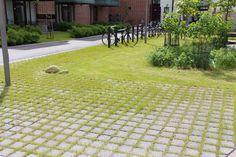 Ideakuvat | Rudus Green Park, Paving Stones, Sidewalk, Golf, Driveways, Side Walkway, Walkway, Flooring, Walkways
