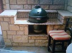 174 Best Big Green Egg Outdoor Kitchen Images In 2017 Big Green