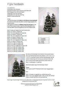 Kerstboom haken