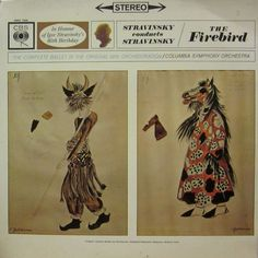 Stravinsky - The Firebird Vinyl Records, CDs and LPs