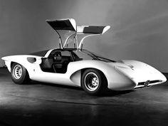 1969 Alfa Romeo Tipo 33/2 Coupe Speciale