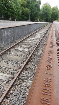 Starting on 18 October 1941 the adjacent goods station until February 1945 was one of the major sites of deportation of the Berlin Jews http://en.wikipedia.org/wiki/Berlin-Grunewald_station