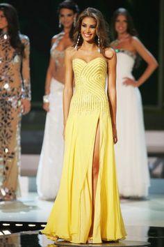 vestidos miss universo 2009 - Pesquisa Google