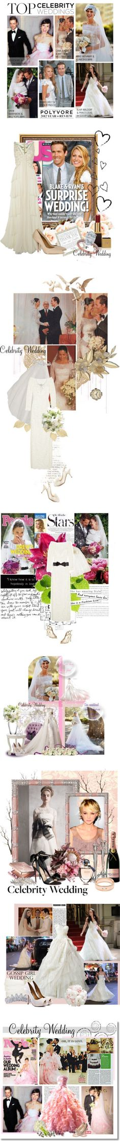 """""""Celebrity Weddings of 2012"""" by polyvore-editorial ❤ liked on Polyvore"""