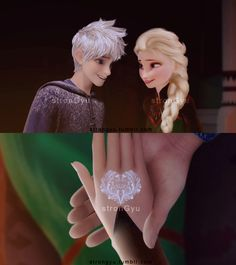 ((Elsa invites jack to a ball at the palace, Elsa, Anna, Olaf, Kristoff needed))