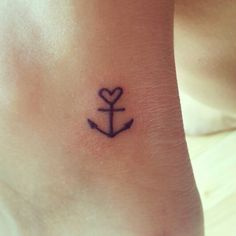ankle tattoos small - Google Search