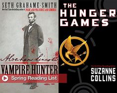 Link to: 15 books to read before they become movies
