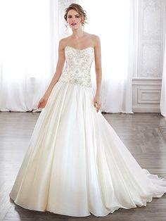 Ashton Wedding Dress by Maggie Sottero | alt 1
