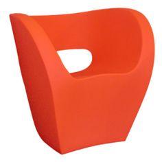 LITTLE ALBERT chair (Moroso) | Design: Ron Arad, 2000