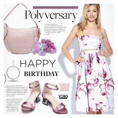 """""""Yoins : Celebrate Our 10th Polyversary!"""" by novalikarida ❤ liked on Polyvore featuring polyversary, contestentry, yoins, yoinscollection and loveyoins"""