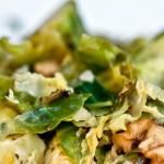 Clean Eating Brussels Sprouts Hash