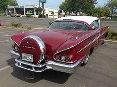 Chevrolet : Impala original  1958 Chevy Impala tot - http://www.legendaryfinds.com/chevrolet-impala-original-1958-chevy-impala-tot/