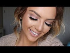 Valentine's Day Makeup | Naked 3 Palette - YouTube