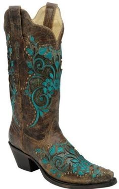 Durango Womens DRD0193 Western Boot