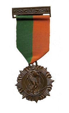 A named 1916 Easter Rising medal, awarded to Annie Barrett, Athenry, Co. Ireland 1916, Books Art, Easter Rising, Modern Shed, Irish Culture, Irish Roots, Irish Blessing, Irish Celtic, Irish Eyes