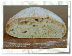 No Knead Ciabatta Bread so easy and absolutely delicious!