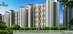 2 & 3 BHK Flats @ Hinjewadi & Baner  60 Lacs Onwards. #PropKat- 9168609838 #Pune #2BHK #3BHK #Hinjewadi #Baner #FlatsInPune #PropertyInPune #PuneRealEstate #RealEstate