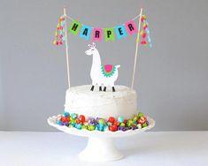 24 Lama Lamas plaquette//Papier de Riz Cupcake Topper Comestible Fairy Cake Bun Toppers